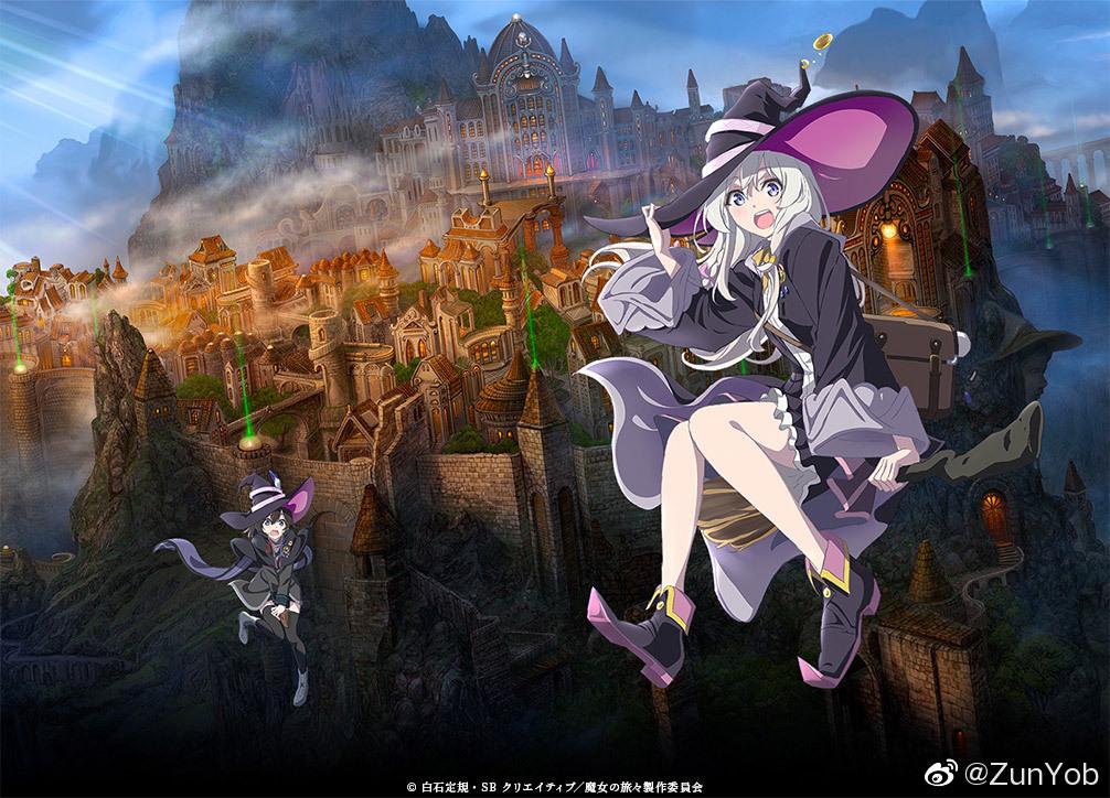 【资讯】《魔女之旅》第7弹新视觉图公开