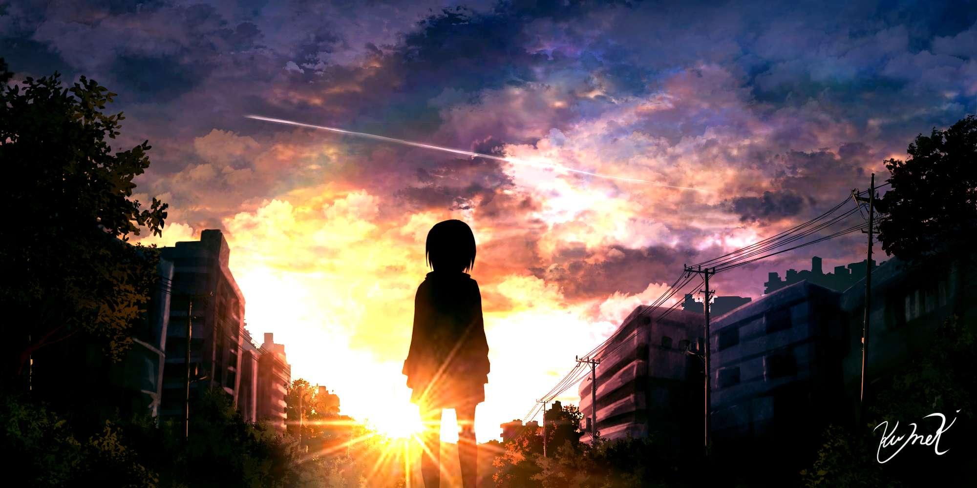 【图片】[锦鲤]夕阳-小柚妹站