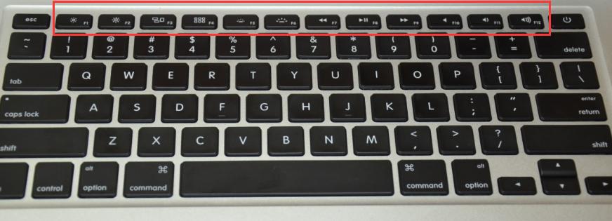 笔记本电脑快捷键大全