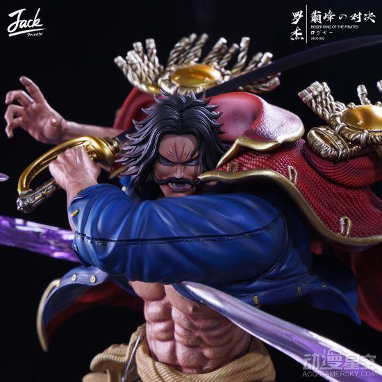 【动漫资讯】《海贼王》巅峰之对决罗杰雕像