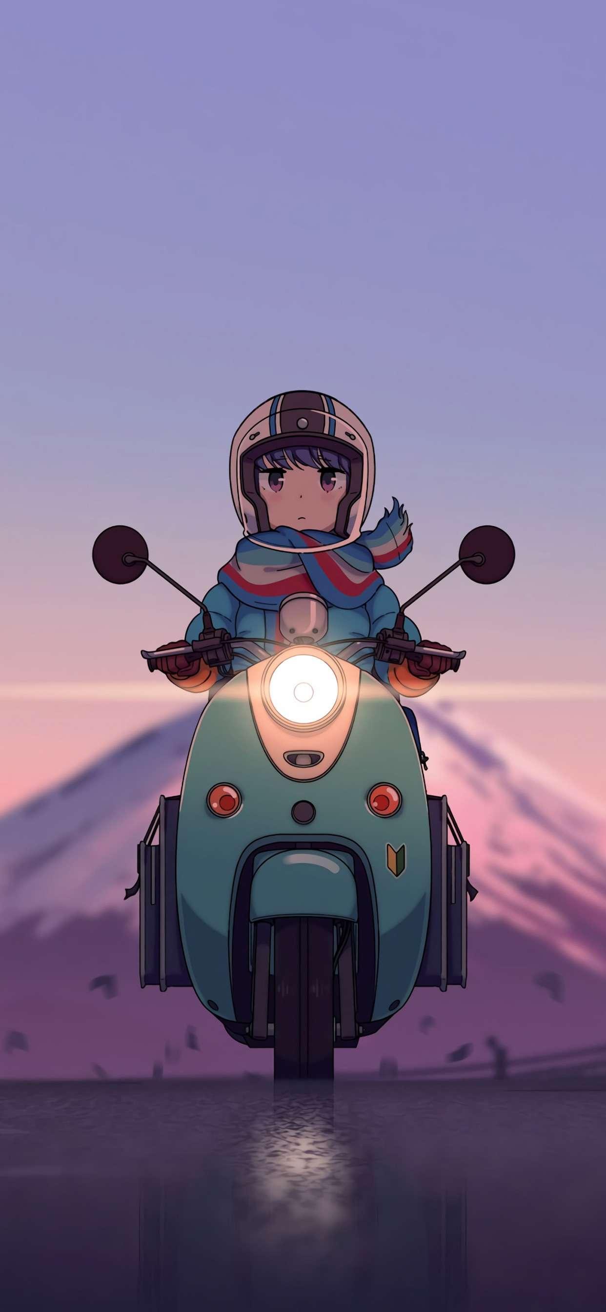 【美图】二次元妹子:想要带你去旅行~-小柚妹站