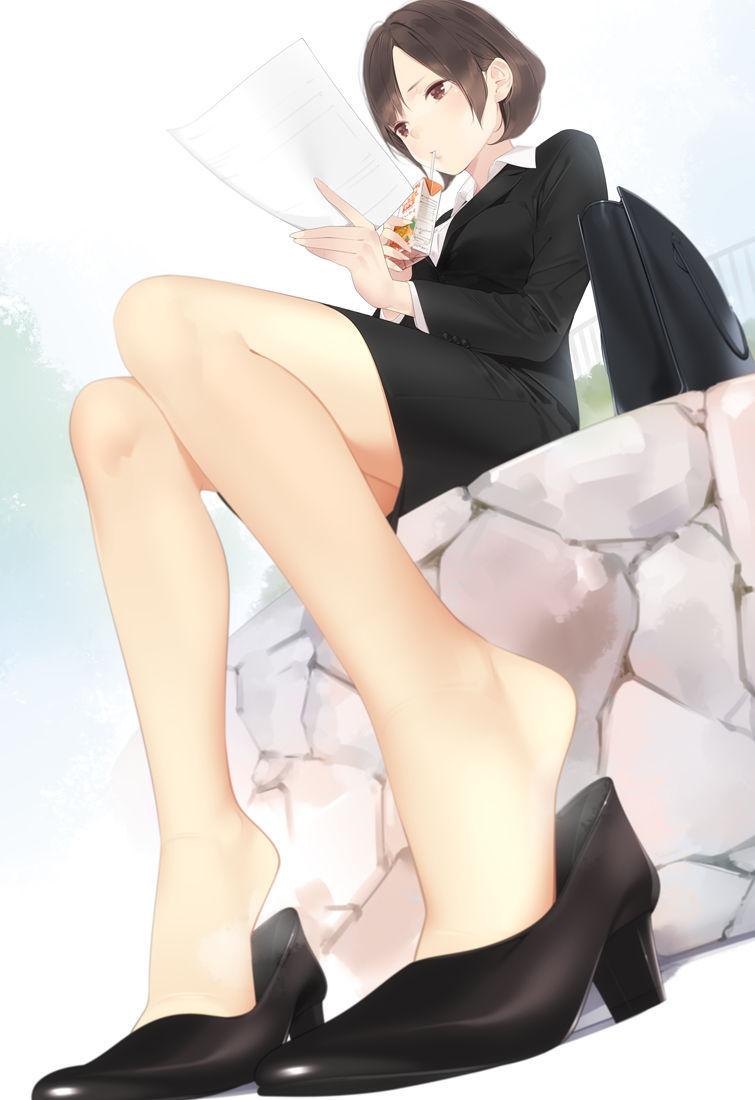 【图片】美足美腿。,魅魔用尾巴吃人漫画-小柚妹站