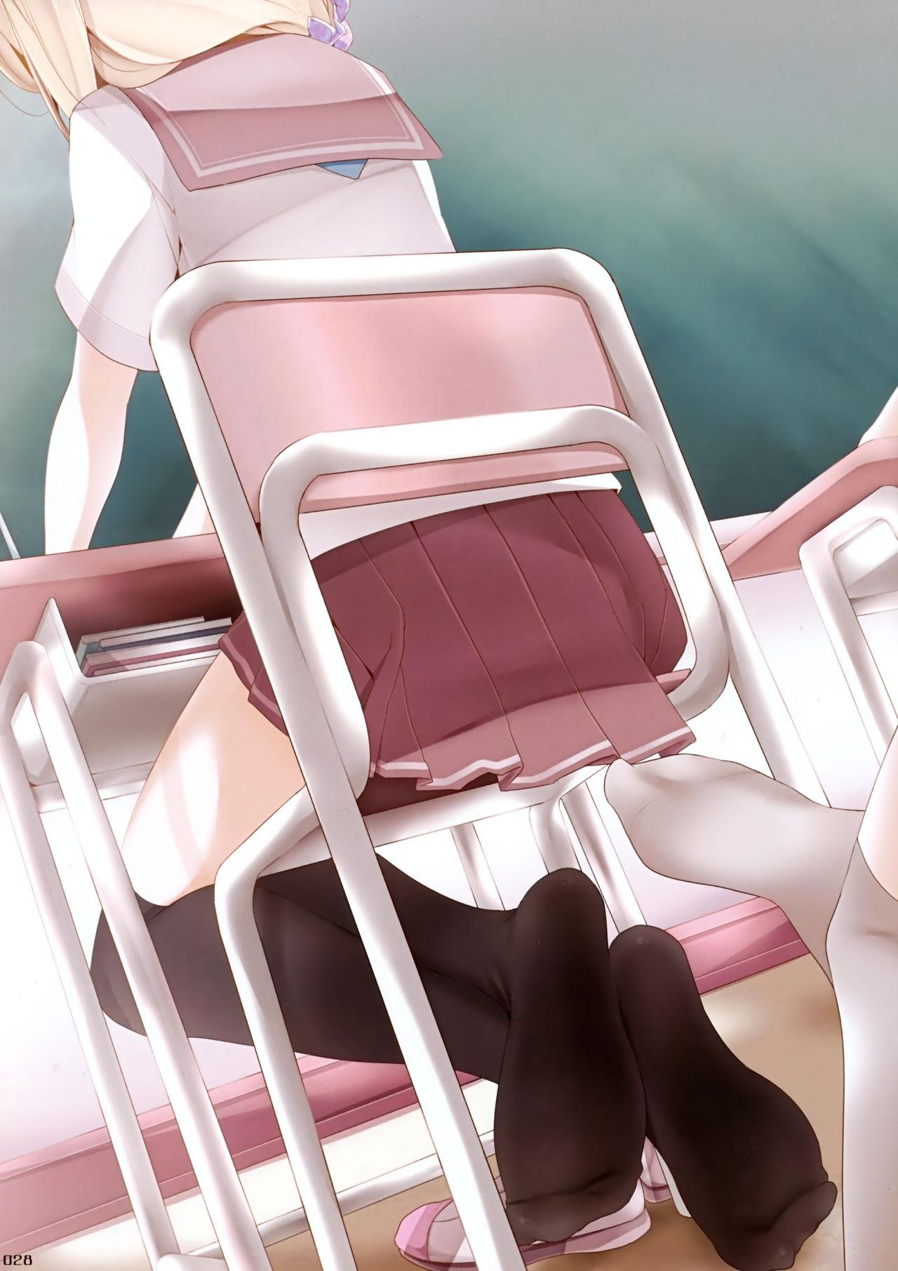 【美图】JK和腿💗💕