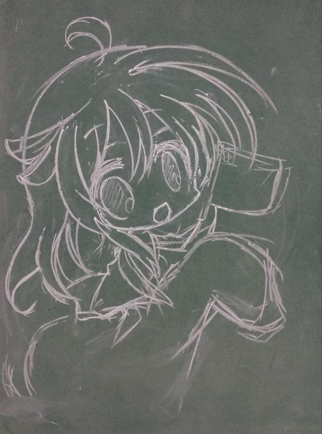 【手绘】炸毛,樱花动漫正版软件在哪下-小柚妹站