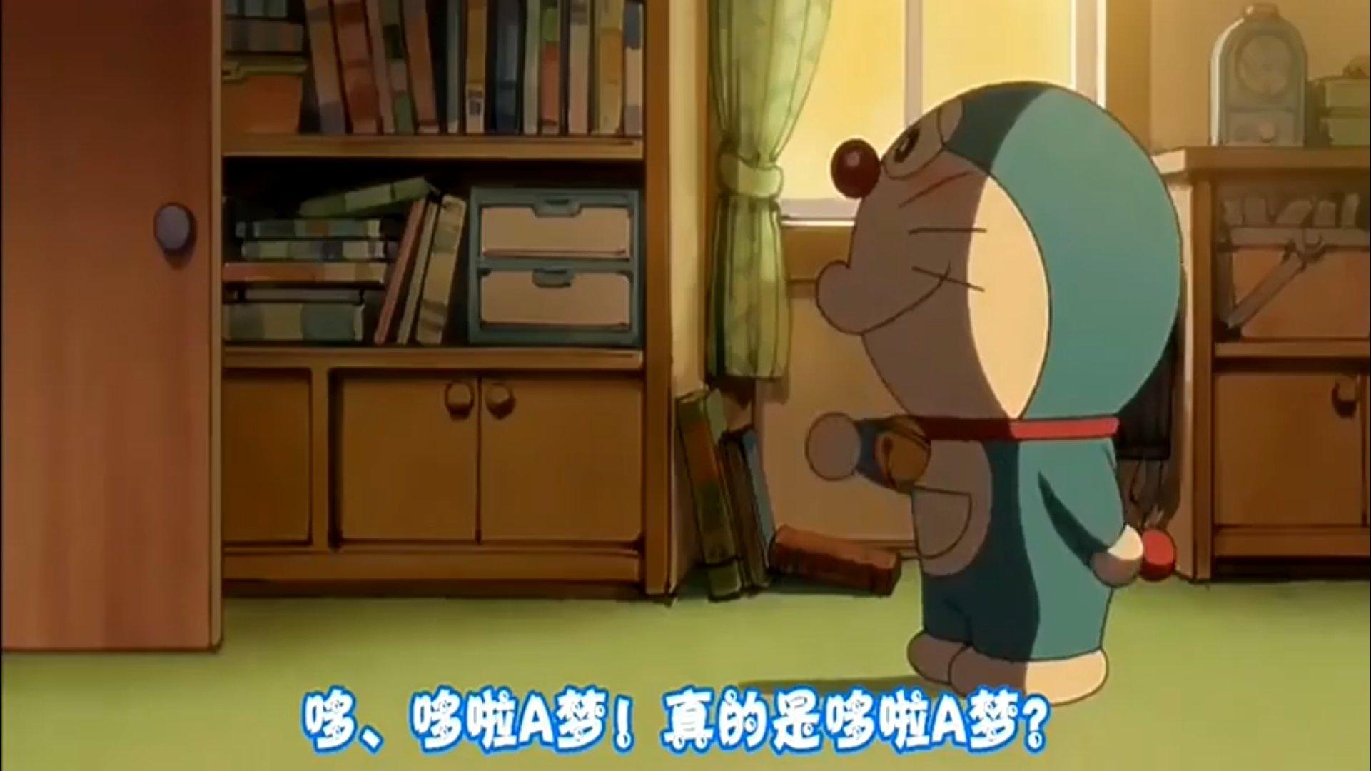 【视频】哆啦A梦:没想到大雄的谎话让哆啦A梦归来了,实在是好极了