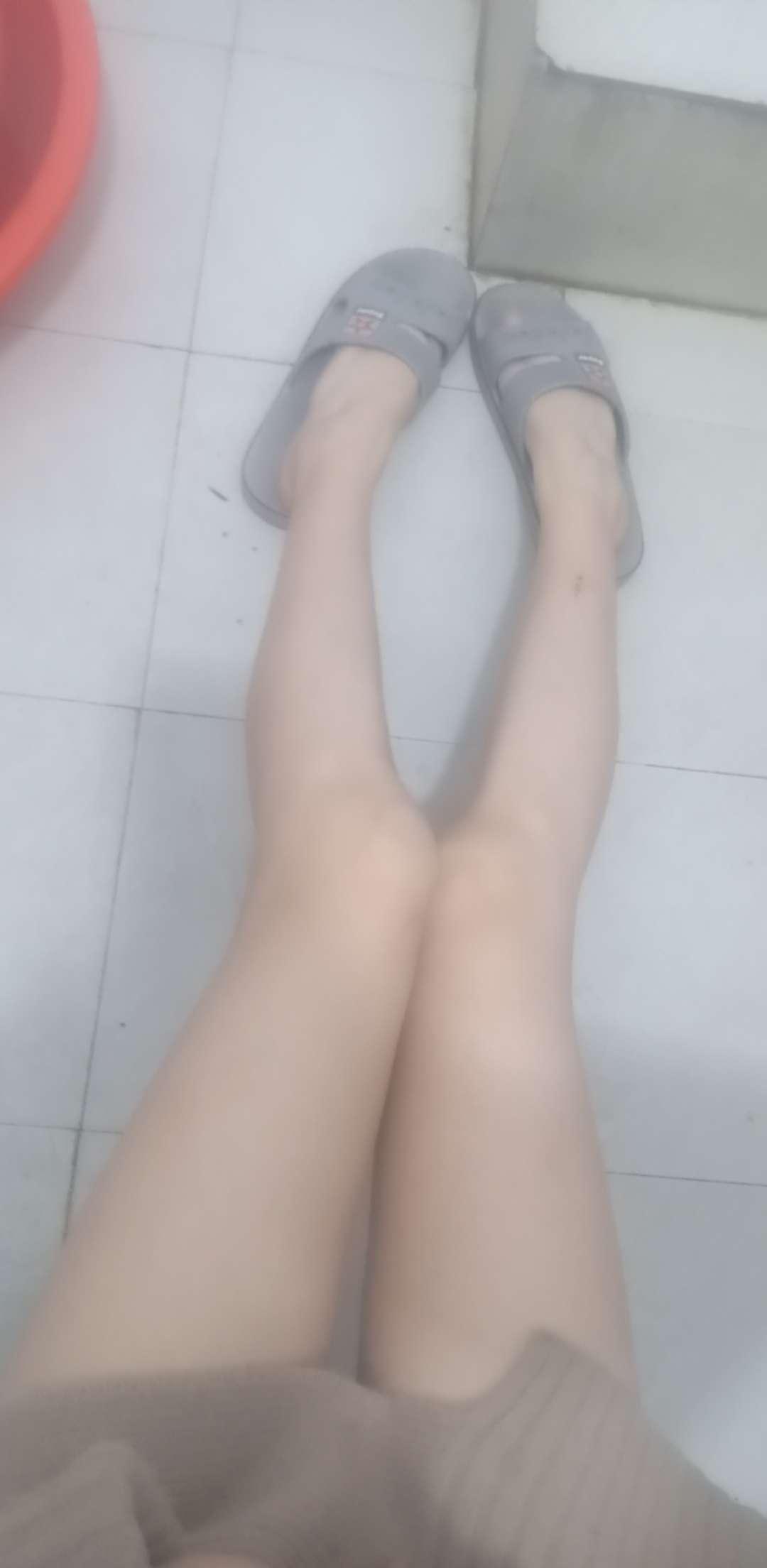 【美腿】这腿应该没人能招架的住吧
