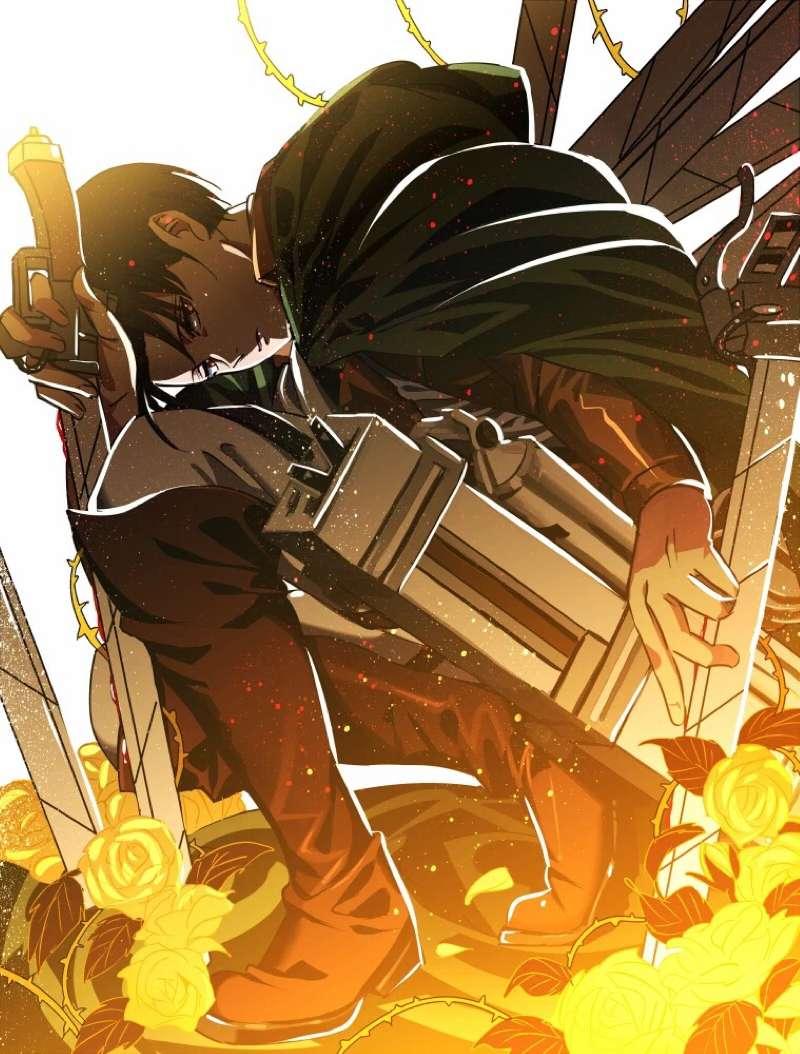 【美图】进击的巨人,最火cos角色男