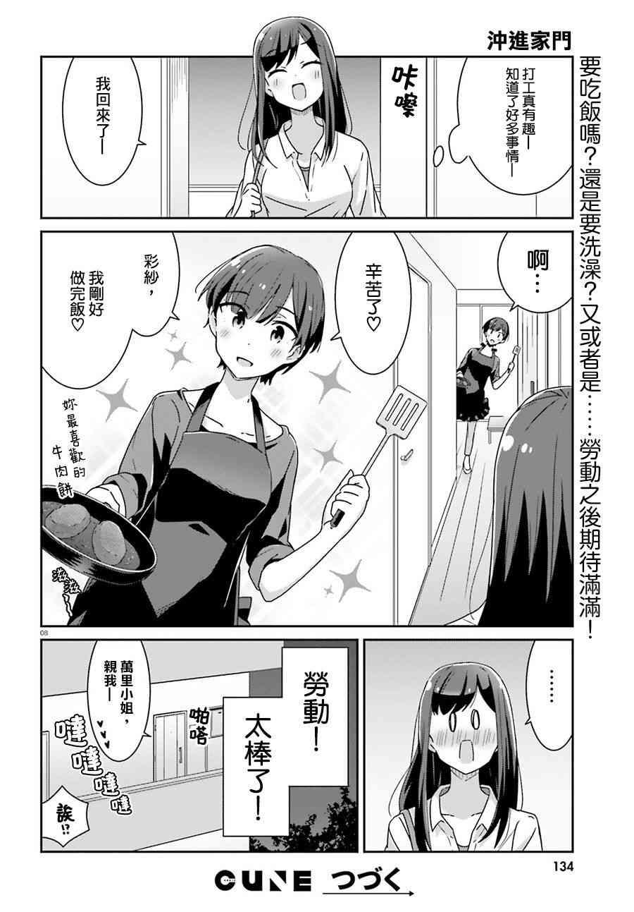【漫画更新】愉快的失忆  13