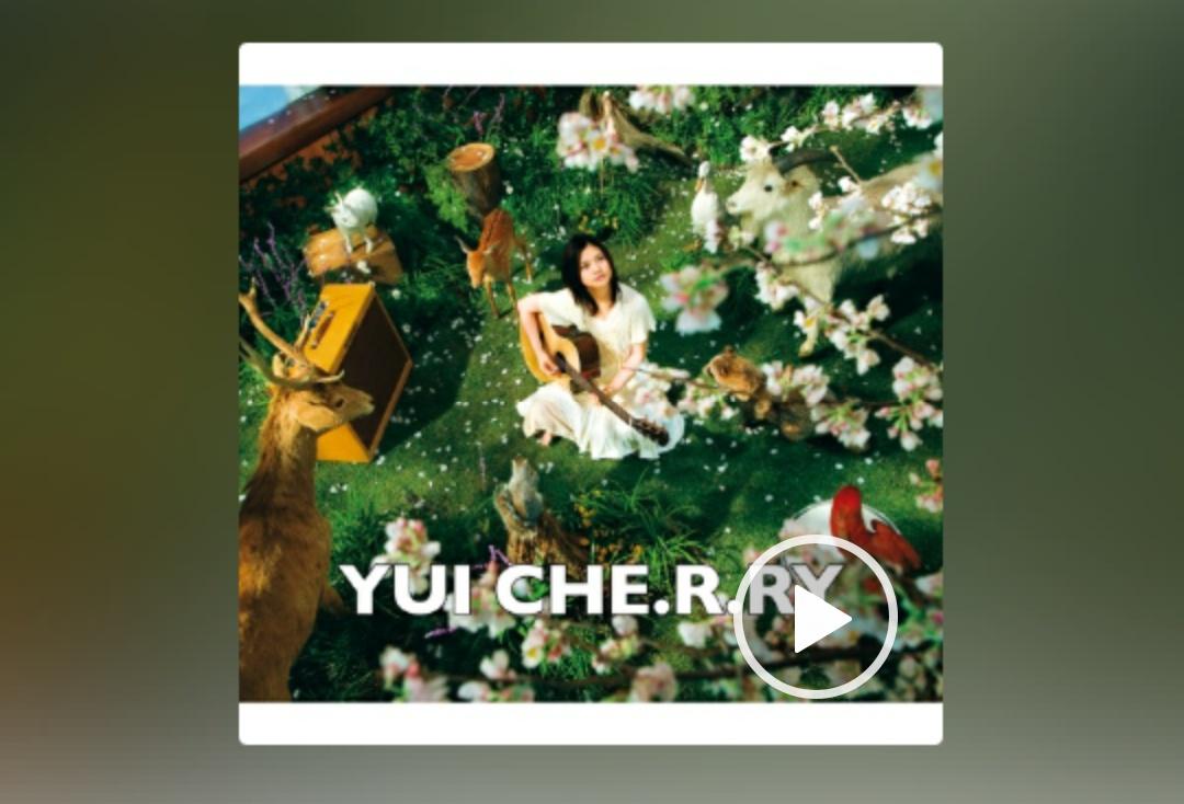【音乐】YUI – Rolling star (YuiAcou