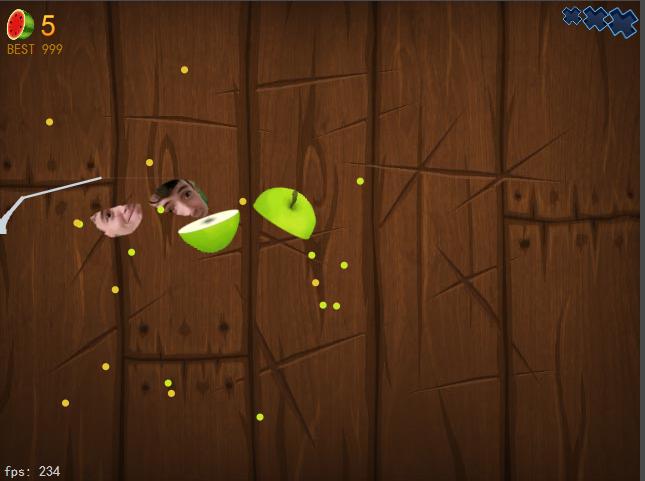 【游戏共创】寻找童年的水果忍者
