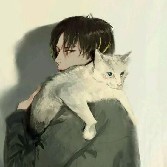 【美图】二次元男54