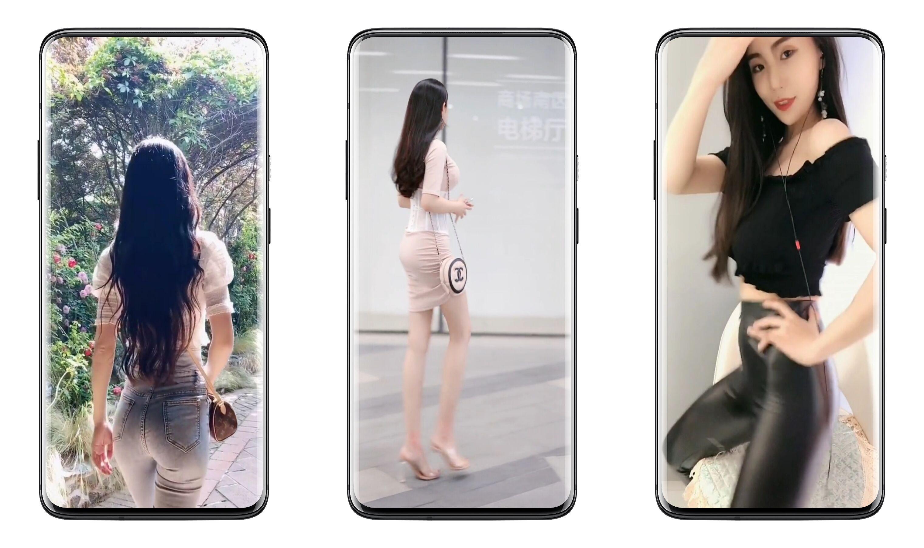 安卓软件 刷个小姐姐 集合各大平台好看的小姐姐的短视频
