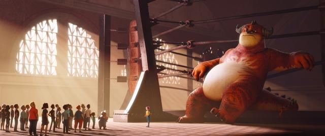 【资讯】动画电影「怪物联盟」决定在明年春季上映-小柚妹站