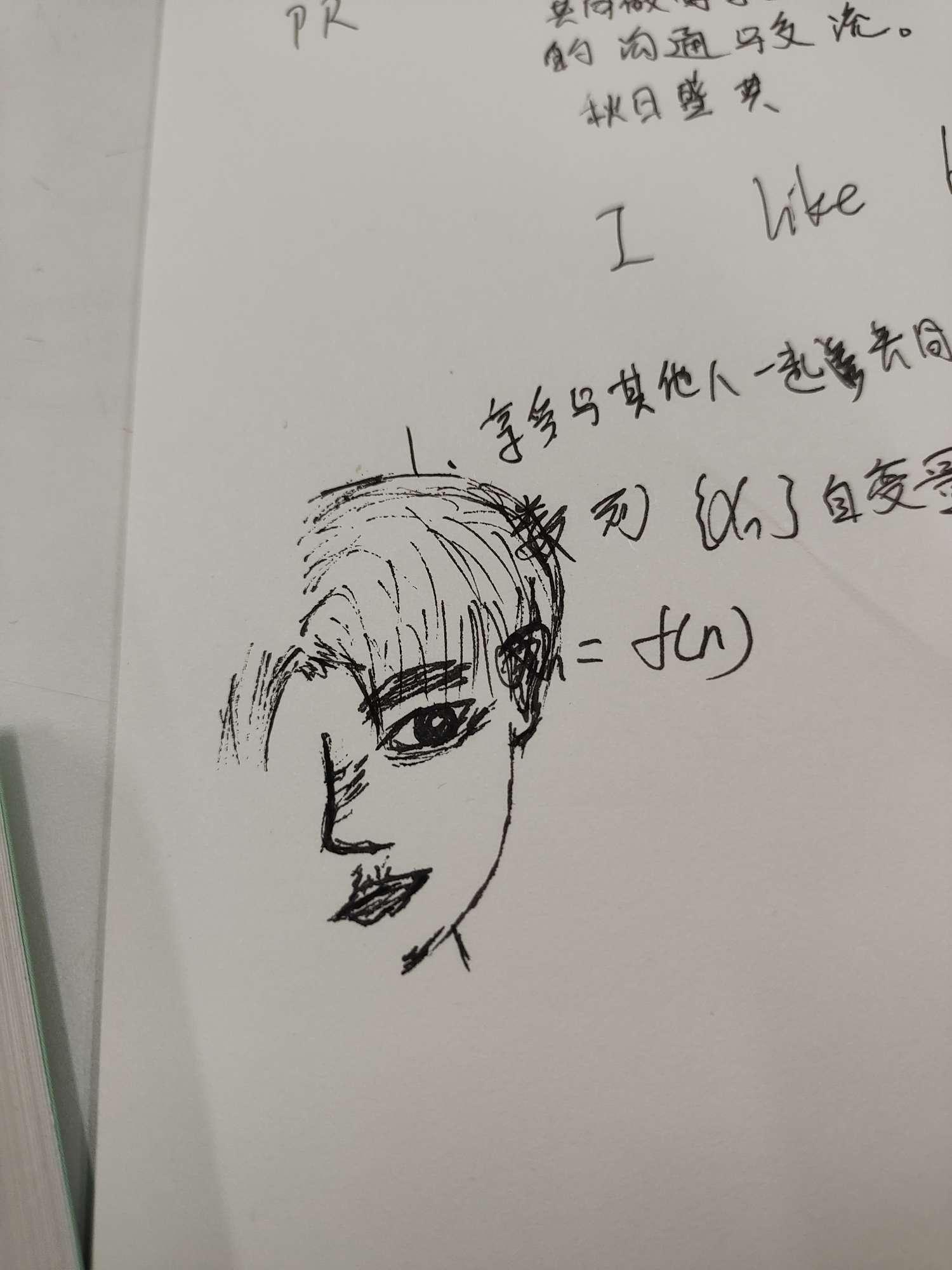 【手绘】我亲爱的(ღ˘⌣˘ღ)