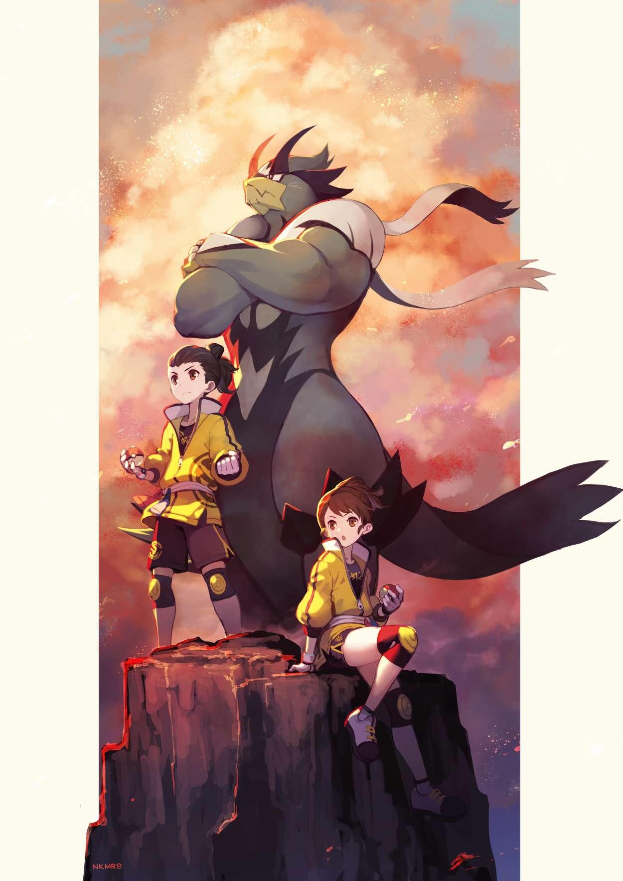 【漫画】宝可梦剑盾特别篇