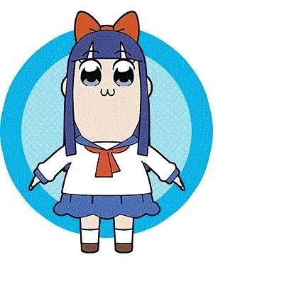 【音乐】动画《pop子和pipi美的日常》片头曲-小柚妹站