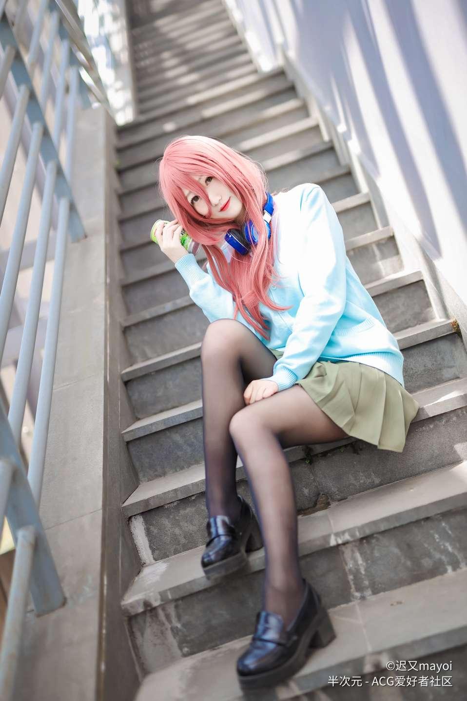 【cos】三玖~,晚上睡觉腿困是什么原因引起的-小柚妹站