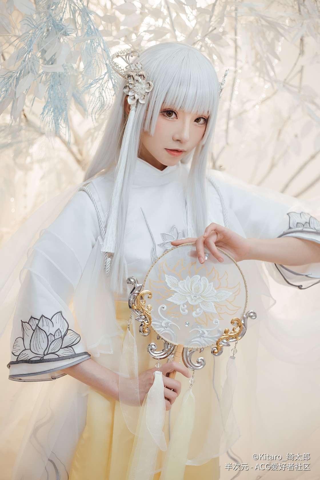 【cos】#镇魔曲2.0季##cosplay