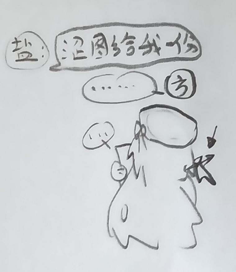 【手绘】关于耳坠的设定和其他
