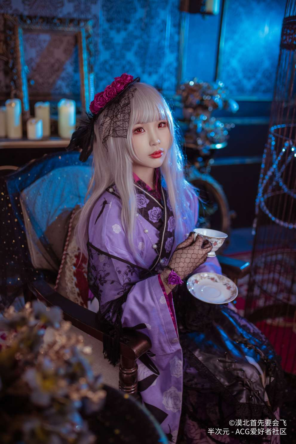 【COS】~蔷薇少女