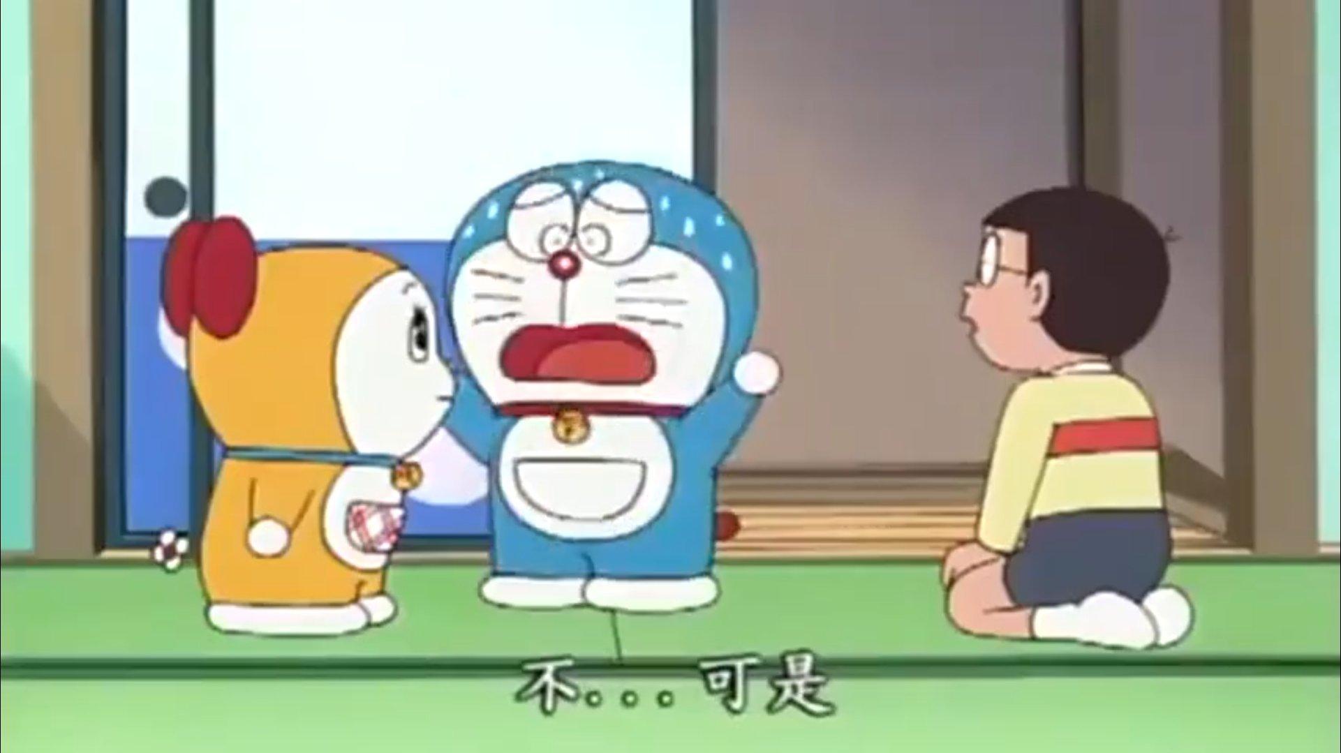 【视频】哆啦A梦:哆啦A梦来体检,没想到体检还挺折磨人