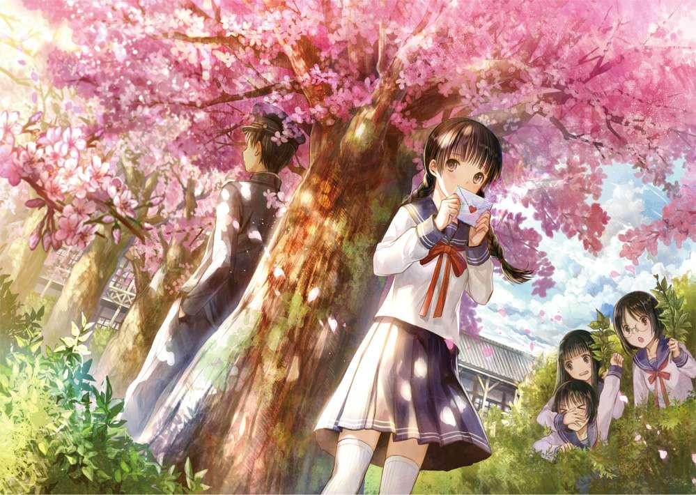 【美图】樱花🌸特辑17
