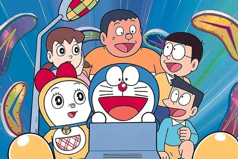 【漫画】哆啦A梦(机器猫)-伴我同行📮
