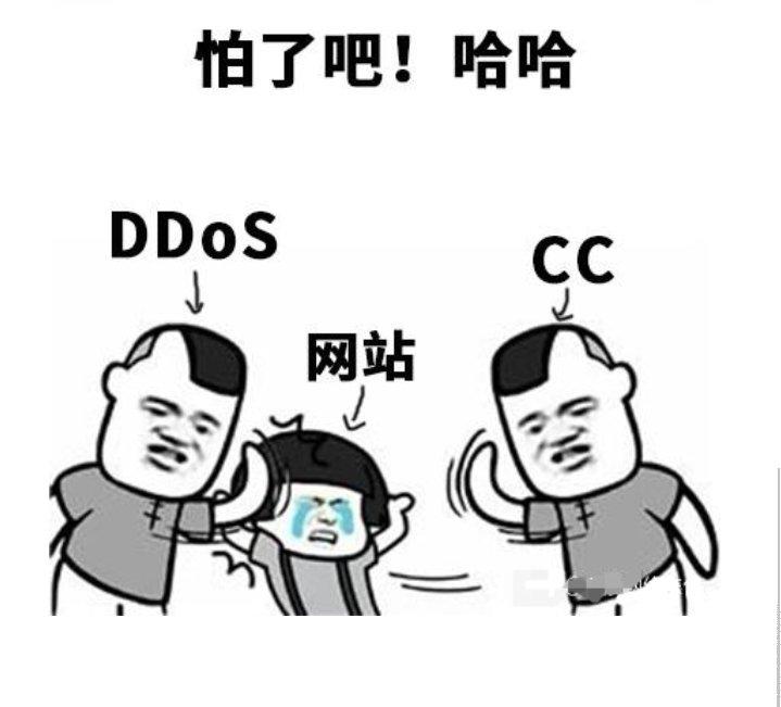 如果网站遭受cc攻击怎么防御呢?