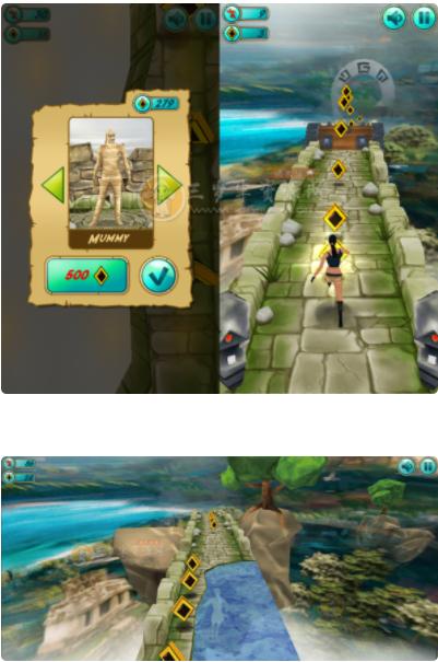 H5游戏神庙逃亡源码