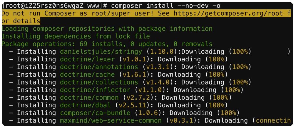 Polr开源的PHP短网址程序