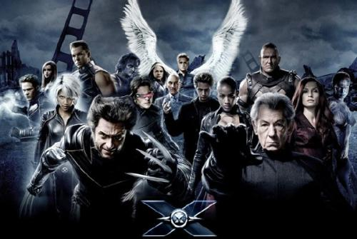 X战警系列电影