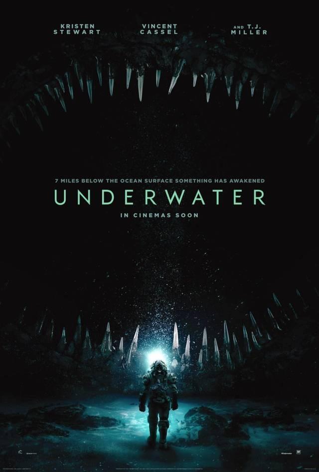《深海异兽》2020/欧美/惊悚/科幻/百度云资源