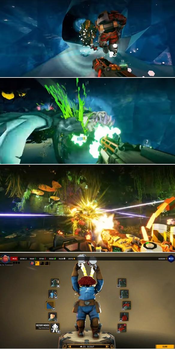 星际深渊之石 Deep Rock Galactic 科幻射击游戏破解版