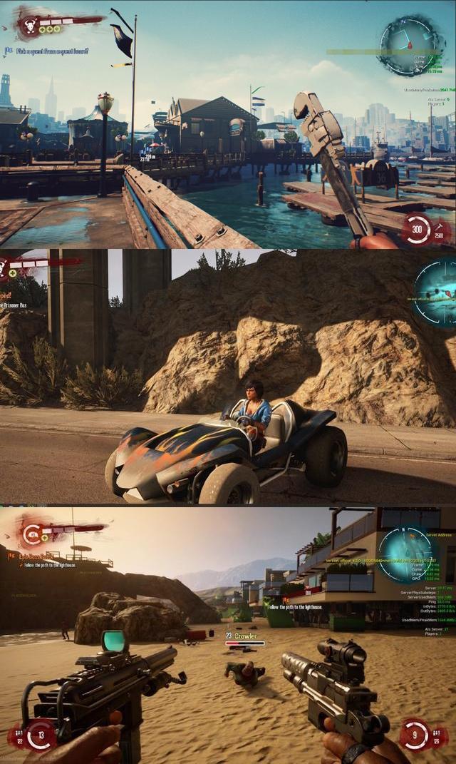 死亡岛2,Dead island 2-Beta.2015泄露版